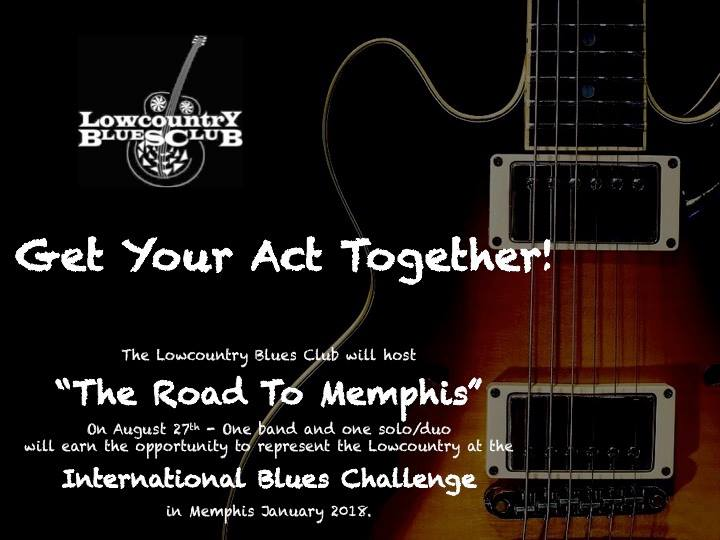 Road to Memphis flyer